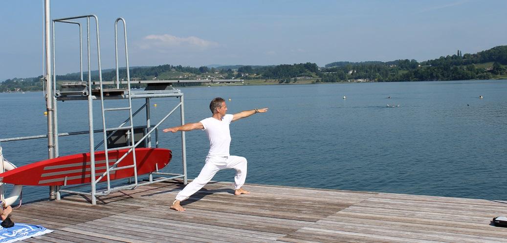 Yoga zum Ausgleich, Meditation, Kräftigung in Rapperswil