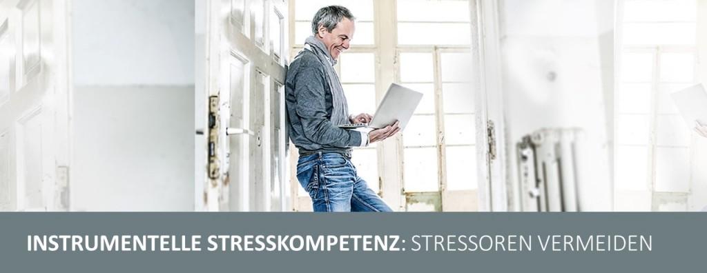 Stress im Büro und Privatleben