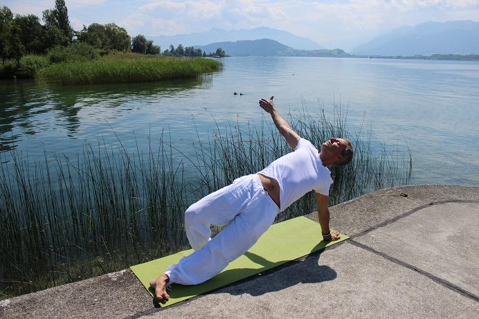 Tiefe Entspannung und Erholung