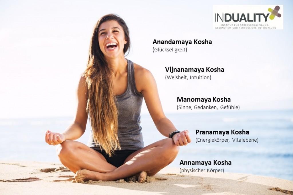 Yoga hilft gegen Stress und bei Burnout