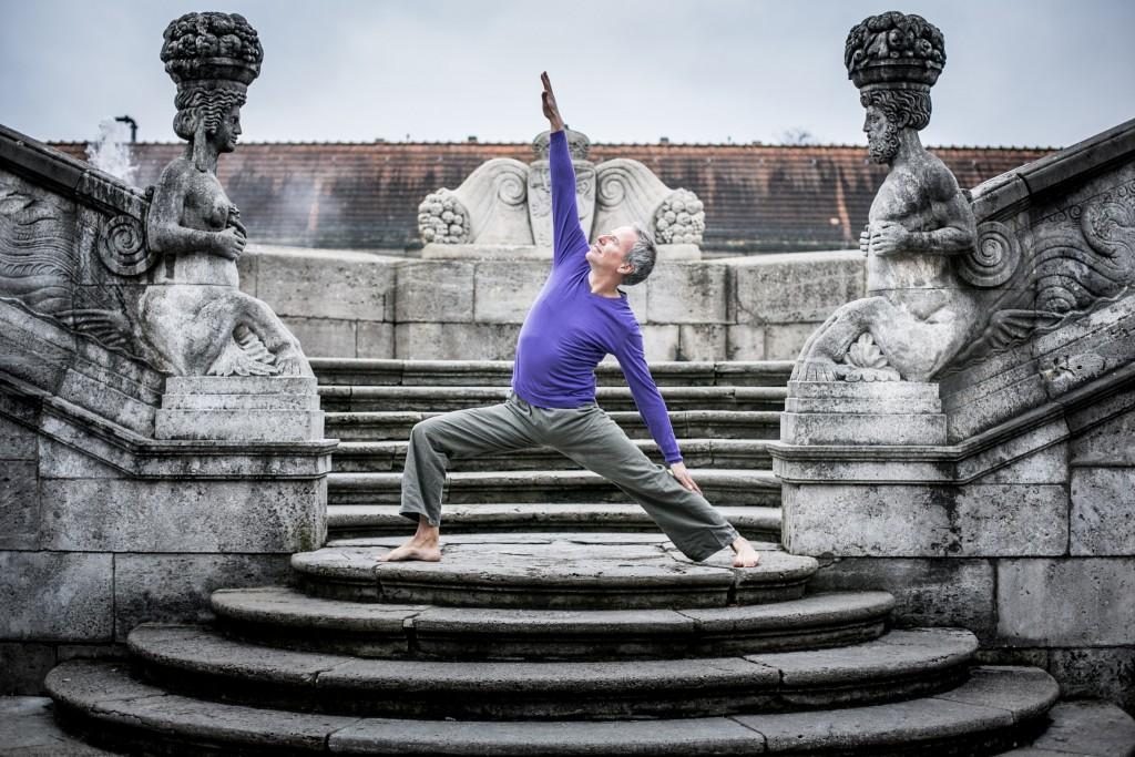Bei Stress hilft Yoga und eine entspannte Atmung