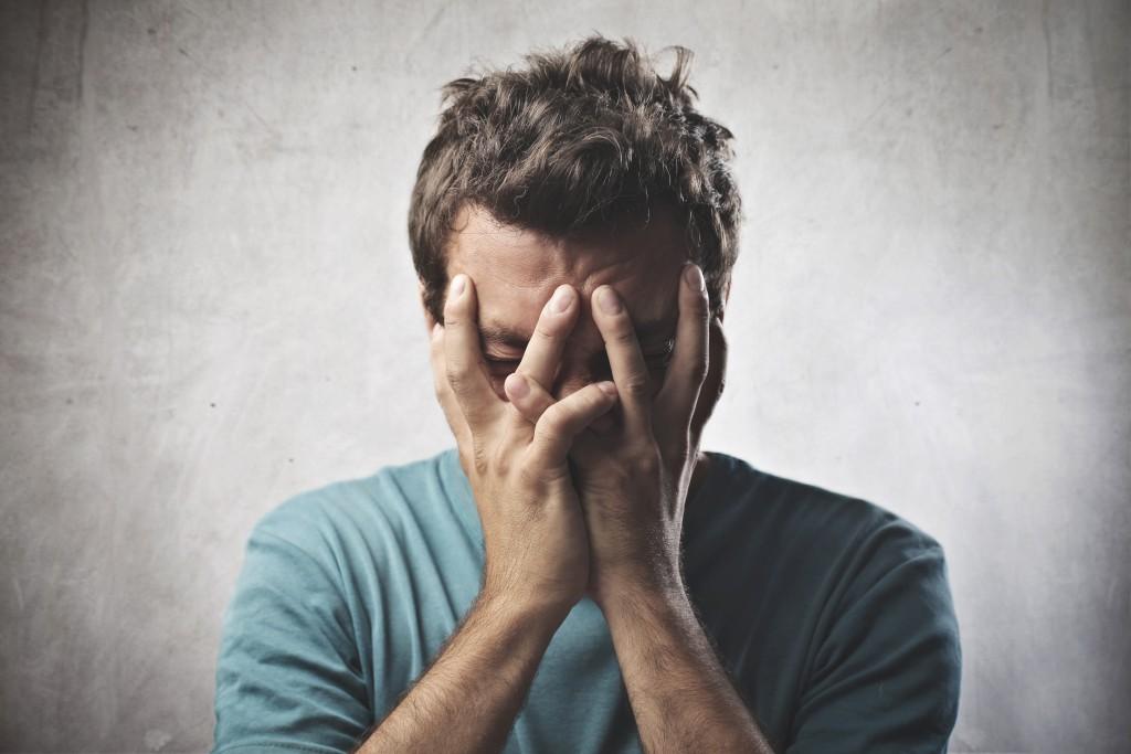 Erschöpfung, Wut und Aggression durch Stress