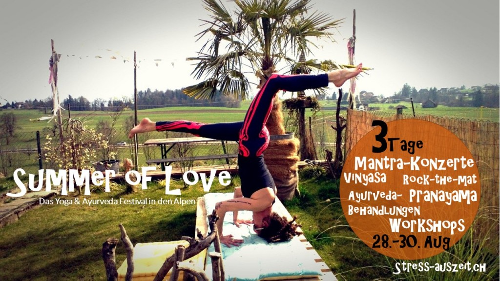 Yoga und Ayurveda intensiv