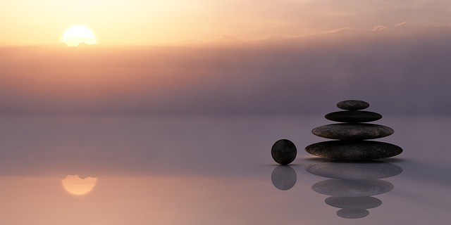 Entspannungsmeditation hilft effektiv gegen Stress