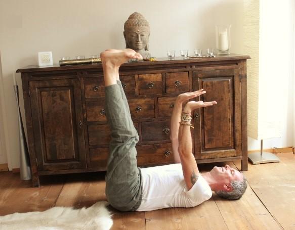 Yoga bei Stress und Burnout
