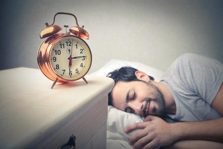 Schlafstörung beheben