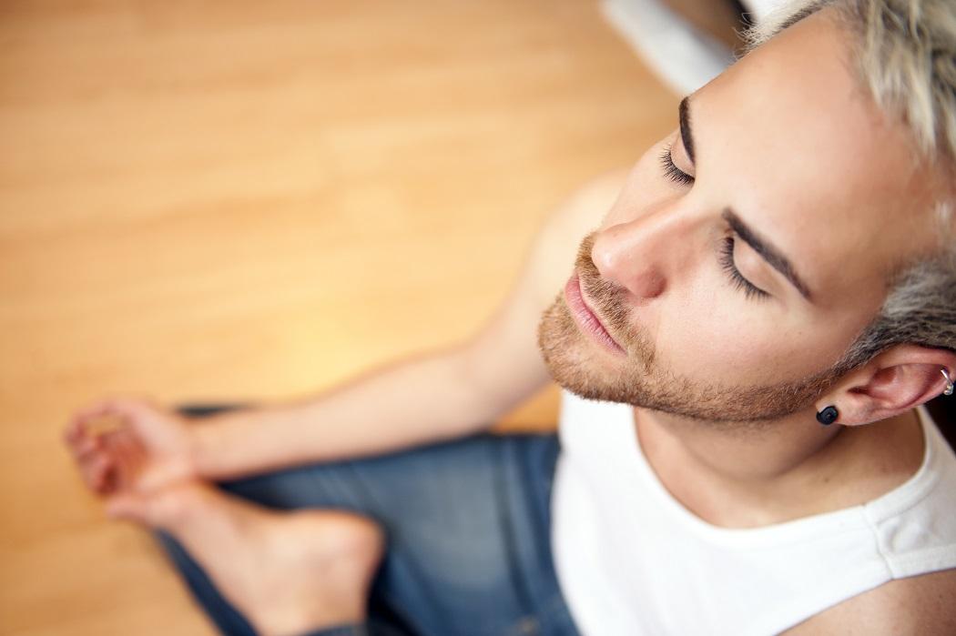 Meditation beim mentaltraining