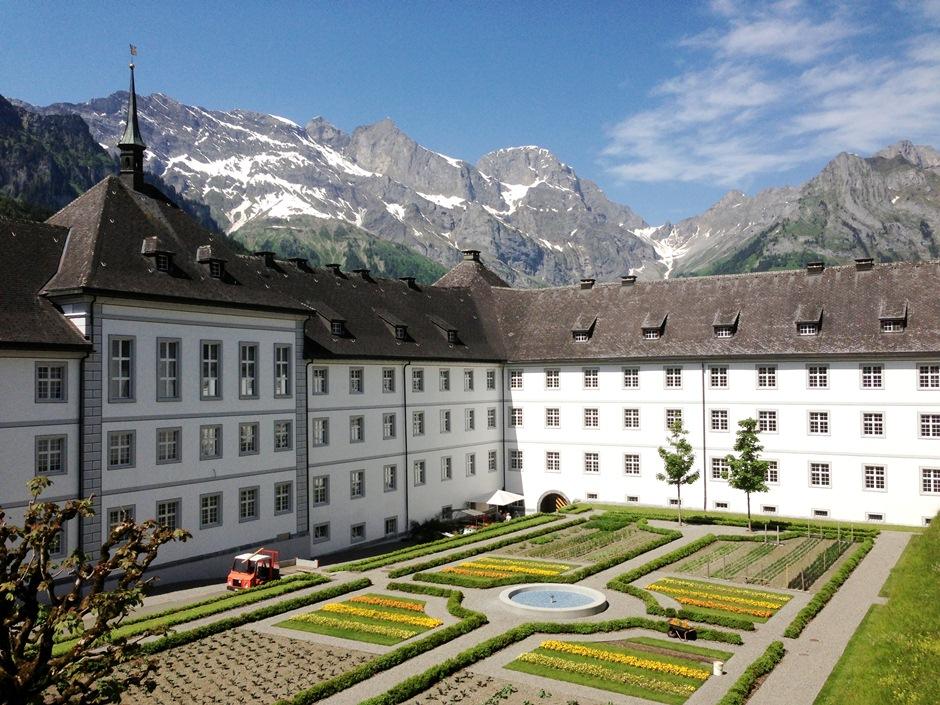 Kloster Engelberg Klosterhof